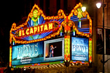 El Capitan - Hollywood Boulevard - Los Angles - Californie - United States