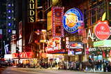 Landscape - Times square - Manhattan - New York City - United States