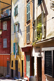 Provencal Street - French Streets - Nice - France