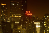 The New Yorker - Manhattan by Night - New York City - United States