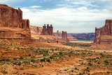 Landscape - Arches National Park - Utah - United States