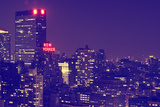 Landscape - The New Yorker - Manhattan by Night - New York City - United States