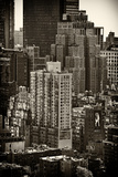 Urban Landscapes - Garment District - Manhattan - The New Yorker - United States