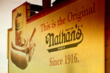 Advertising - Nathan's - Coney Island - United States