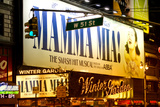 Mamma Mia - the musical - Times Square - Manhattan - New York City - United States