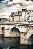 Le Pont Neuf - Paris - France