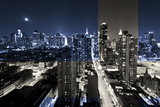 Manhattan De Nuit - Art Modern - NYC