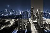 Urban Landscapes - Manhattan by Night - New York - United States