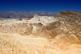 Manly Beacon - Zabriskie Point - Furnace Creek - Death Valley National Park - California - USA - No