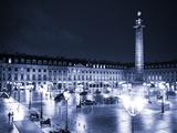 Place Vendome by Night - Paris - France