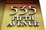 Advertising - Fifth Avenue - 535 - Manhattan - New York City - United States