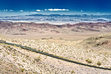 Dante's view - Blacks mountains - Death Valley National Park - California - USA - North America