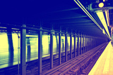 Subway Stations - Manhattan - New York City - United States