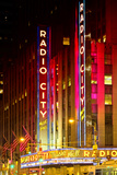 Radio City Music Hall - Manhattan - New York City - United States