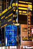 Nasdaq Marketsite - Times Square - Manhattan - New York City - United States
