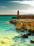 Lighthouse - Nice Port - France