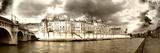 Panoramic Landscape - Ile Saint Louis - Paris - France