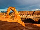 Delicate Arch - Landscape - Arches National Park - Utah - United States