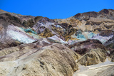 Artist's Palette - Death Valley National Park - California - USA - North America