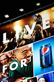 Advertising - Pepsi - Times square - Manhattan - New York City - United States