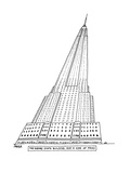 The Empire State Building and a Side of Fries - New Yorker Cartoon