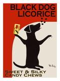 Black Dog Licorice