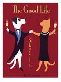 The Good Life Giclée par Ken Bailey