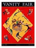 Vanity Fair Cover - May 1925