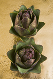 Two Artichokes  Cuisine