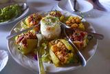 Shrimp Chile Relleno  Seafood Cuisine  San Jose  Baja  Mexico
