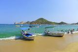 Water Taxi  Medano Beach  Cabo San Lucas  Baja  Mexico