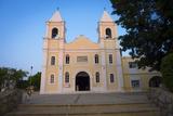 Parroquia San Jose Church  Mission Church  San Jose Del Cabo  Baja  Mexico