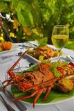 Cuisine  Lobster  Fiji