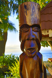 Tiki  Taveuni  Fiji