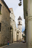 Cathedral of Havana in the Historic Center  UNESCO World Heritage Site  Cuba