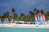 Watercraft Rentals at Castaway Cay  Bahamas  Caribbean