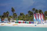 Watercraft Rentals at Castaway Cay  Bahamas  Caribbean