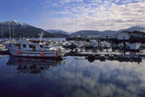 Fishing Boats  Prince Rupert  British Columbia  Canada