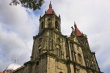 Molo Church Built in 1831  City of Iloilo  Philippines