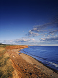 Coastline  Orby Head  Prince Edward Island National Park  Canada