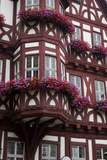 Half-Timbered Buildings  Miltenberg  Germany