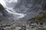 Franz Josef Glacier  Franz Josef Village  New Zealand