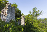 Castle Ruin of Szadvar  Aggtelek National Park  Hungary