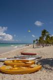 Kayaks  Bavaro Beach  Higuey  Punta Cana  Dominican Republic