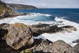 Cliff Line  Cape Du Couedic  Flinders Chase National Park  Kangaroo Island  Australia