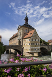 Old Town Hall  Altes Rathaus  Bamberg  Germany