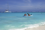 Kayaking the Waters of Prickly Pear Island with Festiva Sailing Vacations