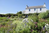 Kierfiold House Gardens  Sandwick  Orkney Islands