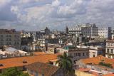 Cityscape  Havana  UNESCO World Heritage Site  Cuba