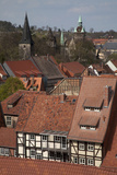 Rooftop View of Relic Half  Germany